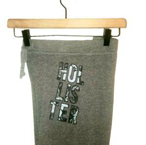 4/$25Hollister Sweatpants/Yoga Pants Gray XS